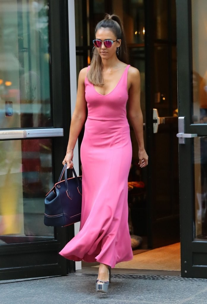 Look Of The Day August 25th Jessica Alba The Best