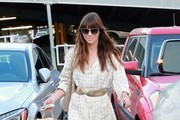 Jessica Biel Shirtdress