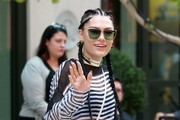 Jessie J Square Sunglasses