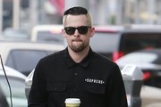Joel Madden Button Down Shirt