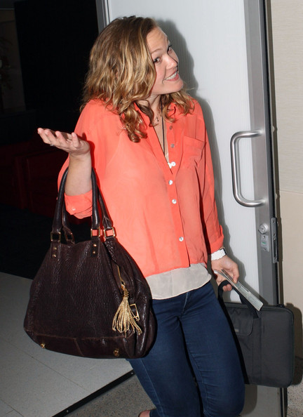 Julia Stiles Handbags