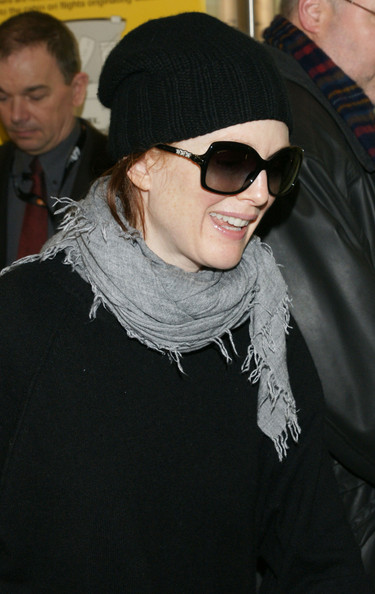 Julianne Moore Butterfly Sunglasses