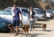 Perhaps Justin Timberlake and Jessica Biel bonded over their shared love of athletic footwear.
