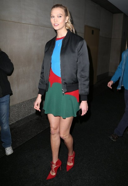 Karlie Kloss Sweater Dress