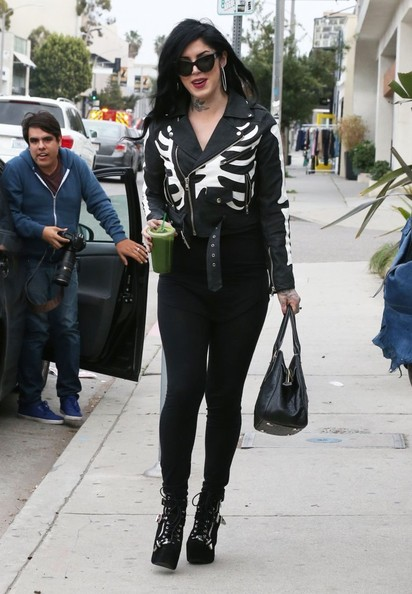 Kat Von D Leather Jacket