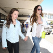 Kate Beckinsale and Lily Sheen