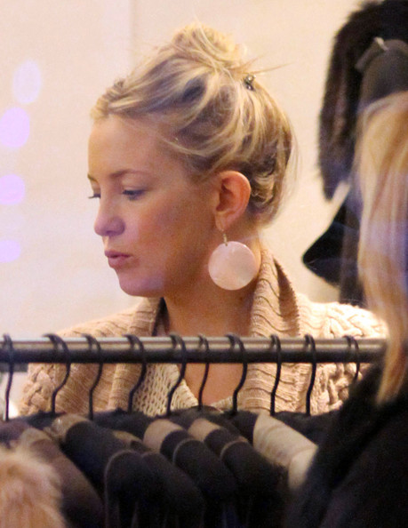Kate Hudson Dangle Decorative Earrings []
