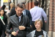 Matt Bellamy and Ryder Robinson Photo