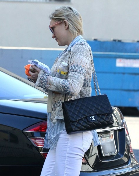 More Pics of Kate Hudson Skinny Jeans (1 of 12) - Jeans Lookbook - StyleBistro []