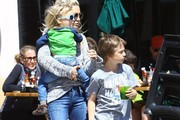 Kate Hudson and Ryder Robinson Photo