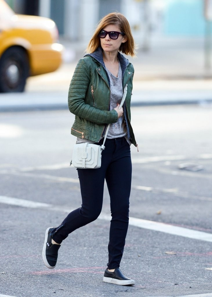 Kate Mara Out and About in NYC