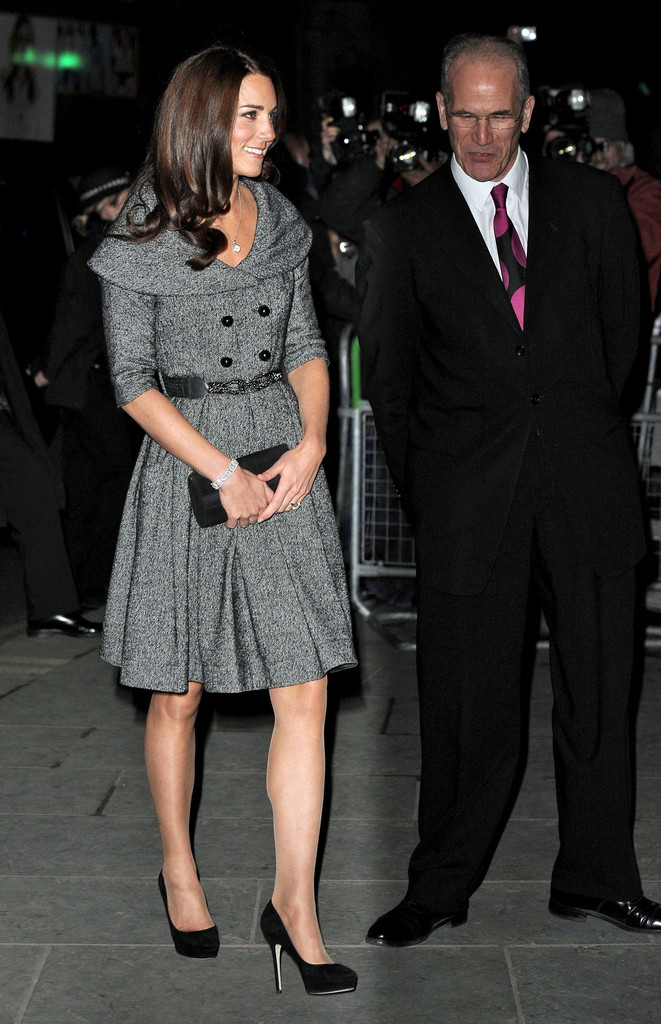 Kate+Middleton in Kate Middleton Steps Out Solo
