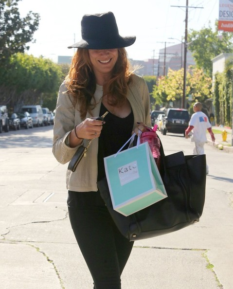 More Pics of Kate Walsh Walker Hat (1 of 12) - Casual Hats Lookbook - StyleBistro