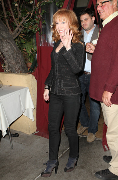 Kathy Griffin Ankle Boots