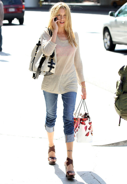 More Pics of Katie Cassidy Wedges  (4 of 18) - Wedges  Lookbook - StyleBistro