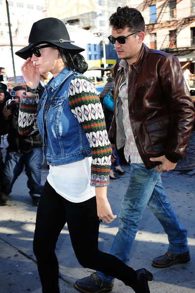 More Pics of Katy Perry Wide Brimmed Hat (1 of 24) - Wide Brimmed Hat Lookbook - StyleBistro
