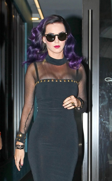Katy Perry Cateye Sunglasses []
