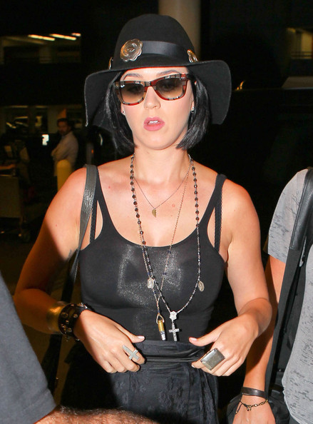 Katy Perry Wayfarer Sunglasses []