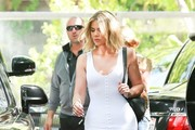 Khloe Kardashian Form-Fitting Dress