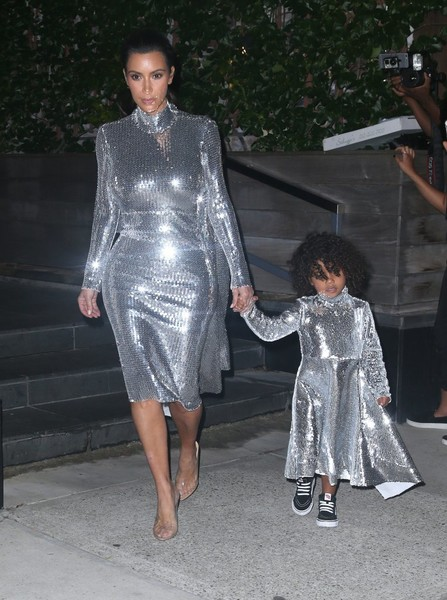 Celeb Moms And Daughters Wearing Matching Outfits