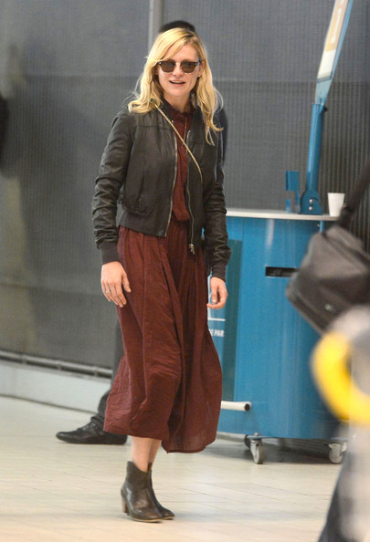 Kirsten Dunst Ankle boots