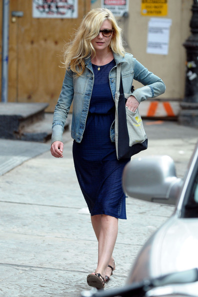 Kirsten Dunst Denim Jacket