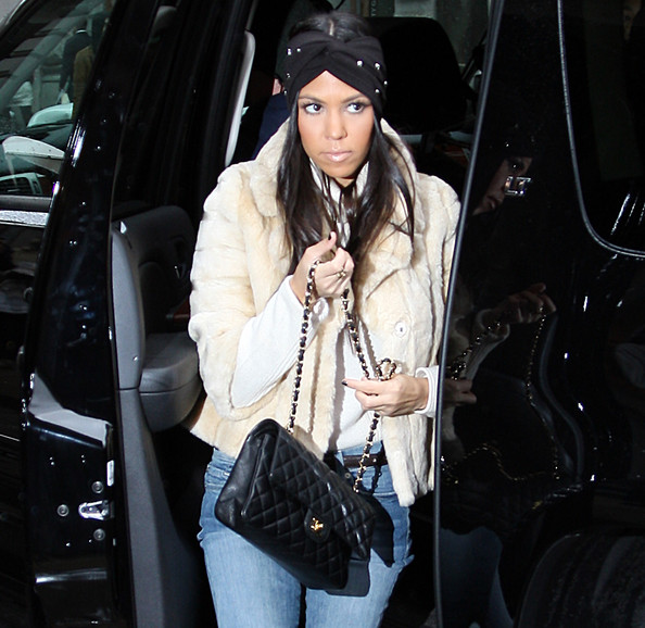 Kourtney Kardashian Headband