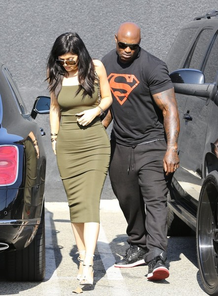 More Pics of Kylie Jenner Strappy Sandals (1 of 25) - Kylie Jenner Lookbook - StyleBistro