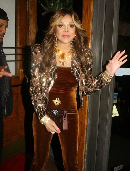 More Pics of La Toya Jackson Jumpsuit (1 of 8) - Jumpsuit Lookbook - StyleBistro