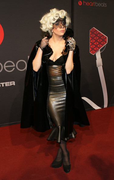 Lady Gaga Cape