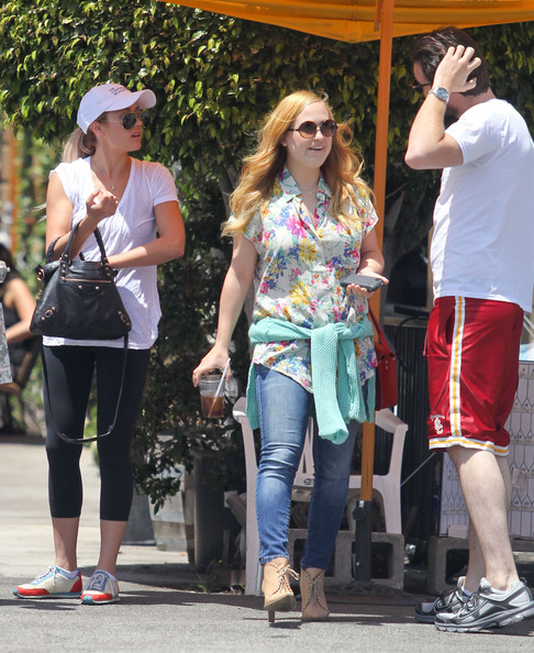 Lauren Conrad And William Tell Out For Lunch