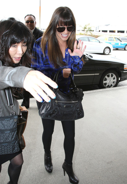 Lea Michele Ankle Boots