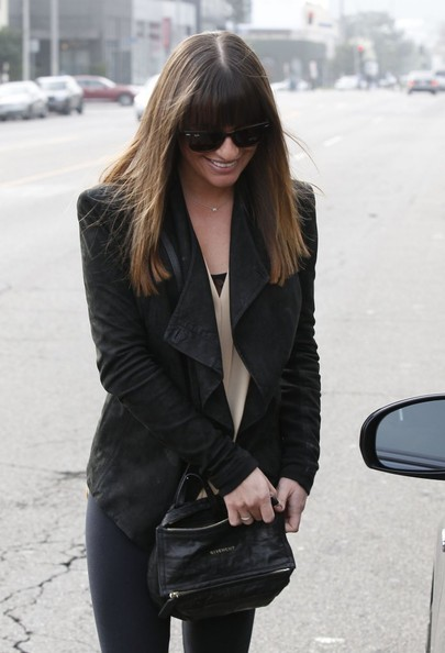 More Pics of Lea Michele Skinny Pants (2 of 19) - Lea Michele Lookbook - StyleBistro