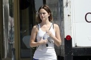 Leighton Meester Leggings