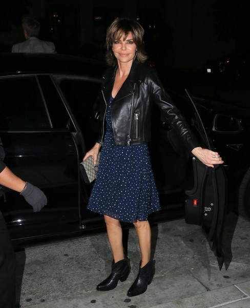 Lisa Rinna Ankle Boots