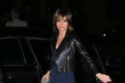 Lisa Rinna Leather Jacket