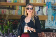 Lo Bosworth High-Waisted Pants