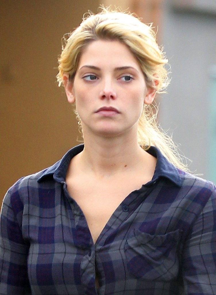 Ashley Greene Barefaced Beauties Celebrities Without