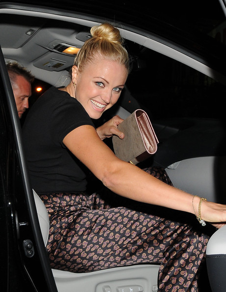 Malin Akerman Handbags