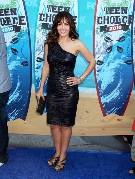 Maria Canals-Barrera Long Curls with Bangs