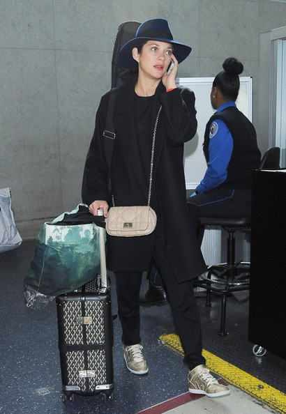 Marion Cotillard Oversized Shopper Bag