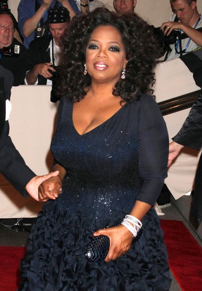 More Pics of Oprah Winfrey Empire Gown (1 of 4) - Oprah Winfrey Lookbook - StyleBistro
