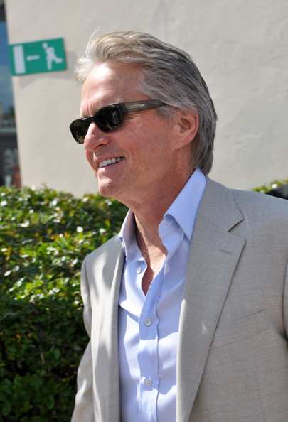 Michael Douglas Sunglasses