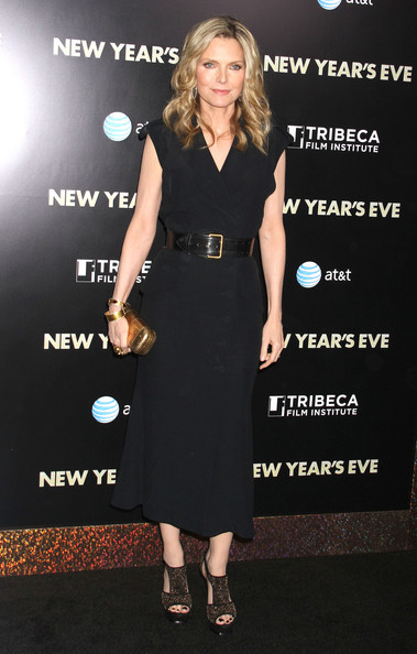 Michelle Pfeiffer Hard Case Clutch
