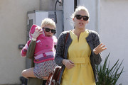 Michelle Williams and Busy Philipps Photo