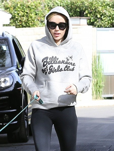 Miley Cyrus Cateye Sunglasses