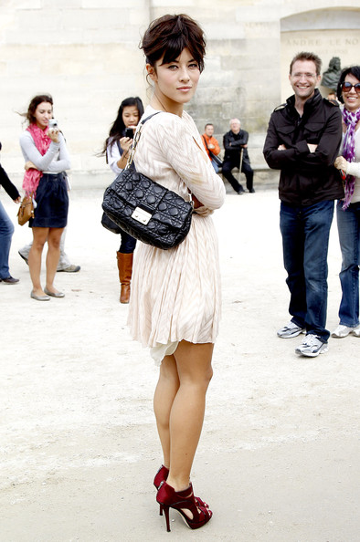 Mylene Jampanoi Quilted Leather Bag
