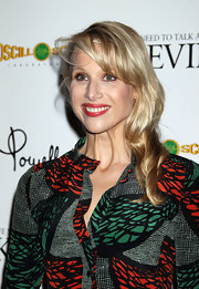 Lucy Punch wore her hair with softly side-swept bangs at a screening of 'We Need to Talk About Kevin.'