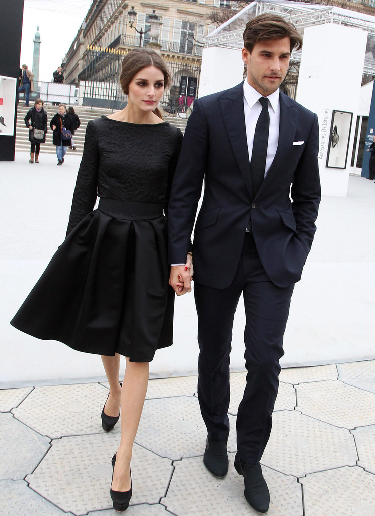 Olivia Palermo Little Black Dress Olivia Palermo Looks