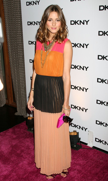 Olivia Palermo Maxi Dress